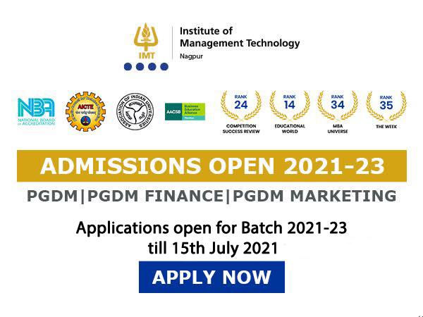 IMT Nagpur PGDM College