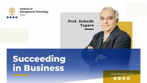Prof. Subodh Tagare